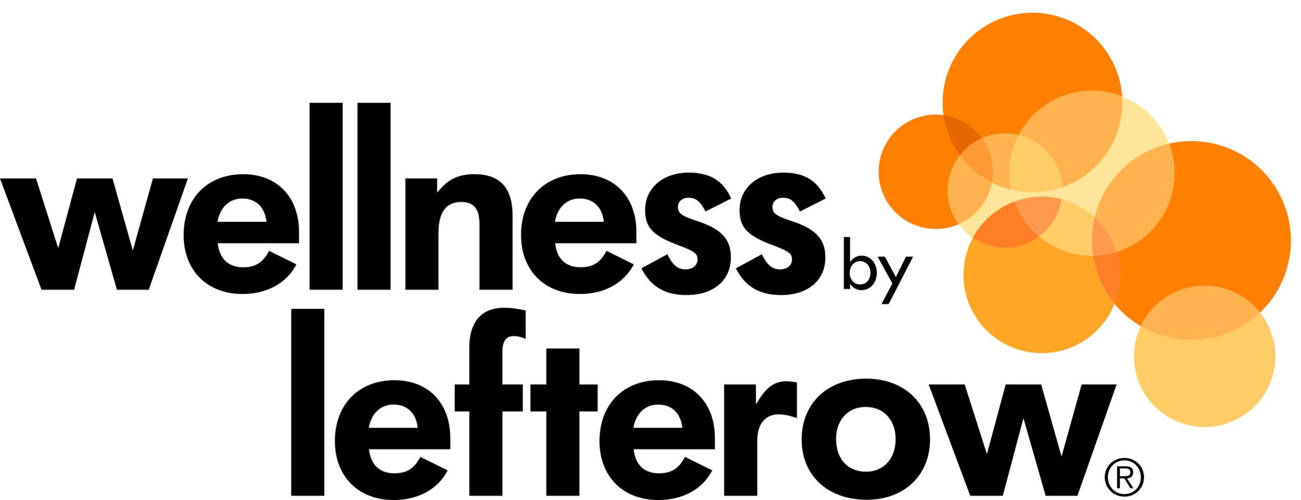 Wellness by Lefterow logotype